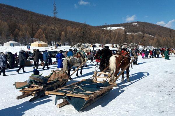 Winter Festival Mongolia