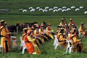 Mongolia Music