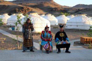 Music show Mongolia